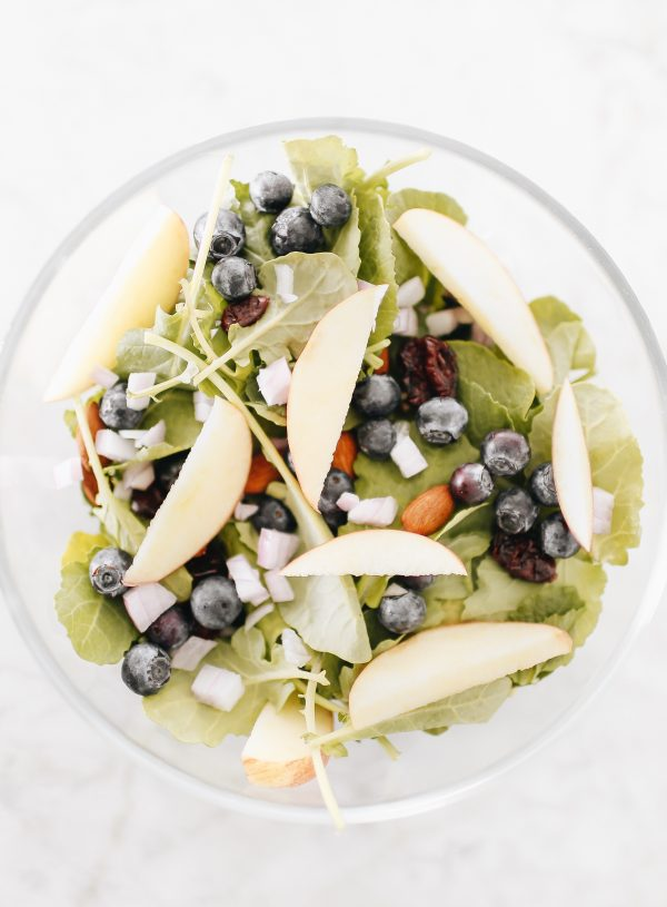 A Quick Summer Salad : For Glowing Skin