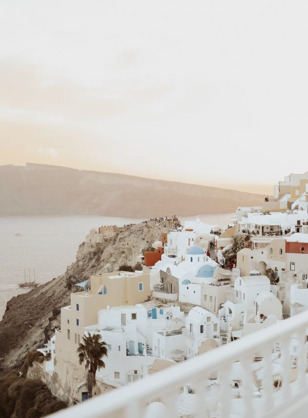 Travel Diaries : Oia, Santorini